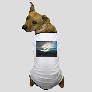 Beyond The Veil Dog T-Shirt