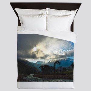 Beyond The Veil Queen Duvet