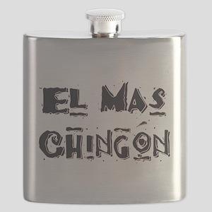 El Mas Chingon Flask