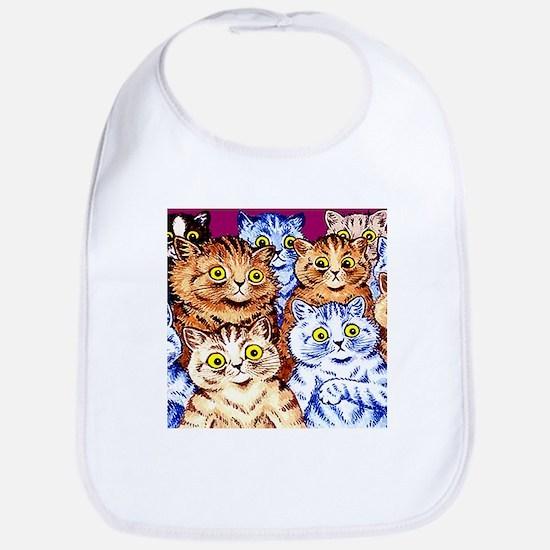 COOL CATS Bib