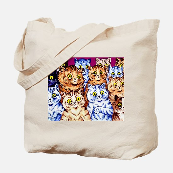COOL CATS Tote Bag