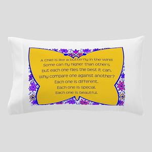 butterfly Pillow Case