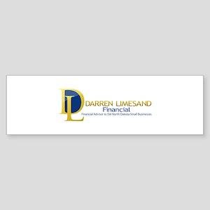 Darren Limesand Financial Sticker (Bumper 10 pk)