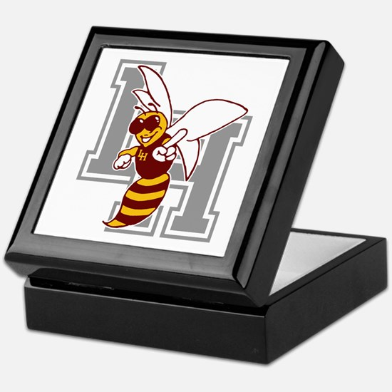 Friendly Hornet Keepsake Box