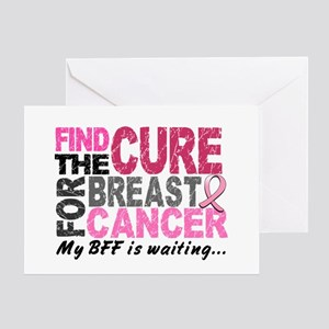 Find The Cure 1.2 Breast Cancer Greeting Card