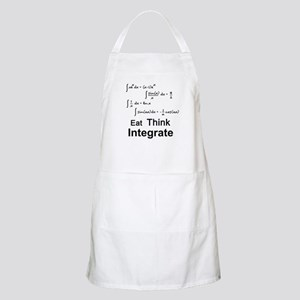 Eat. Think. Integrate. Apron