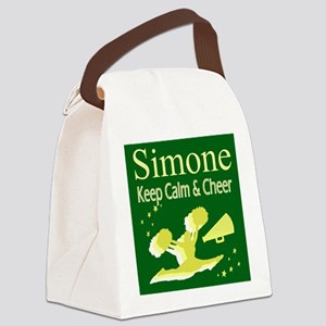 LOVE CHEERING Canvas Lunch Bag