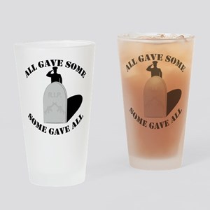 Remember the Fallen Drinking Glass
