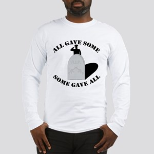 Remember the Fallen. Long Sleeve T-Shirt