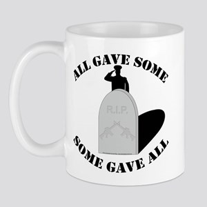 Remember the Fallen. Mug