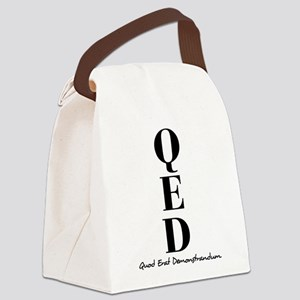 QED Canvas Lunch Bag