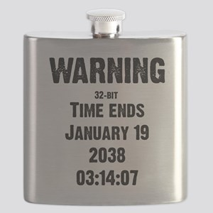 Unix End of Time Flask