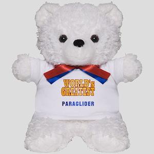 World's Greatest Paraglider Teddy Bear