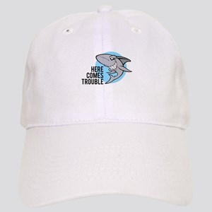 Shark- Here comes trouble Cap