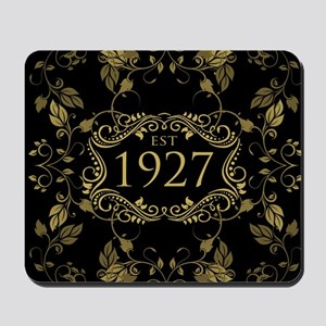 Established 1927 Mousepad