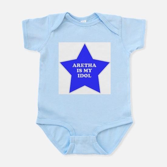 Aretha Is My Idol Infant Creeper