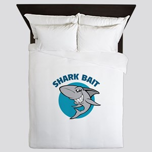 Shark bait Queen Duvet