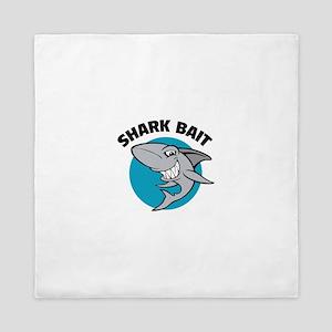 Shark bait Queen Duvet