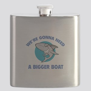 We're gonna need a bigger boat Flask
