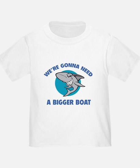 We're gonna need a bigger boat T