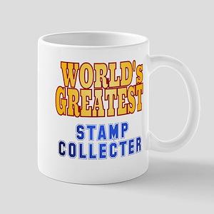 World's Greatest Stamp Collector Mug