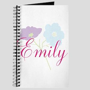 Emily Flower Girl Journal