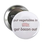 """Get Bacon Out 2.25"""" Button (10 pack)"""