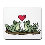 2 Frogs Mousepad