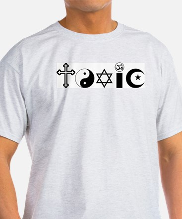 Religion is Toxic T-Shirt