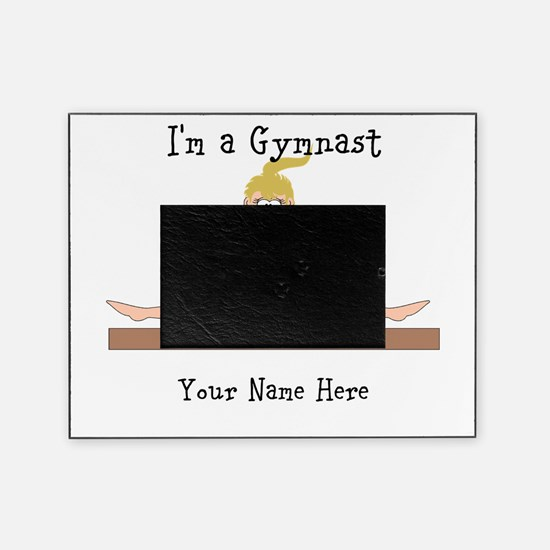 Gymnast Picture Frame