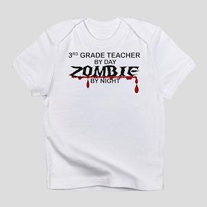 3rd Grade Zombie Infant T-Shirt