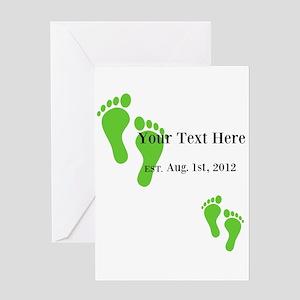 EST. Dad Greeting Card