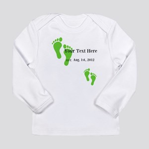 EST. Dad Long Sleeve Infant T-Shirt