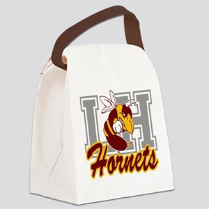 Fighting Hornet Canvas Lunch Bag