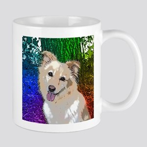 Polly Rainbow Mug