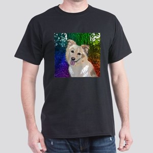 Polly Rainbow Dark T-Shirt