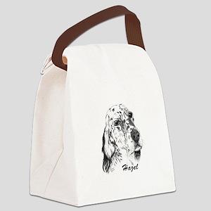 HAZEL Canvas Lunch Bag