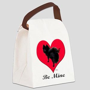 bbllpomvaltshirt Canvas Lunch Bag