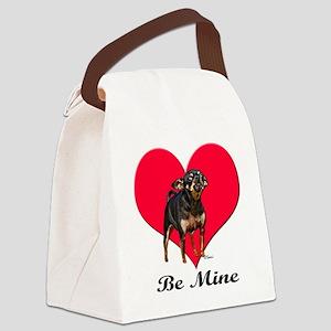blrattervaltshirt Canvas Lunch Bag