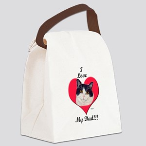 oreodadtshirt Canvas Lunch Bag