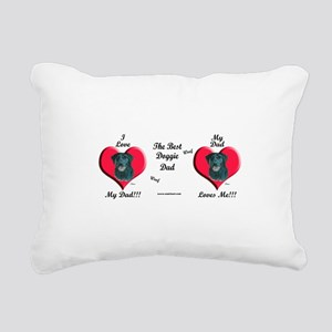 labdrink Rectangular Canvas Pillow