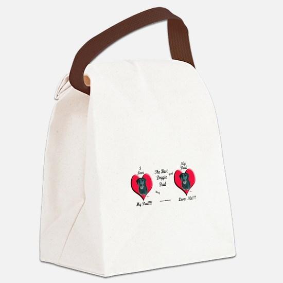 labdrink.png Canvas Lunch Bag