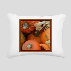 pumpkintee Rectangular Canvas Pillow