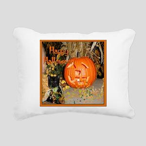 mcduffh2tee Rectangular Canvas Pillow