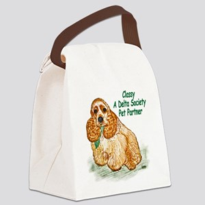 classyteebl Canvas Lunch Bag
