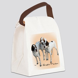 engpointtee Canvas Lunch Bag