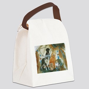 dcminiposter Canvas Lunch Bag