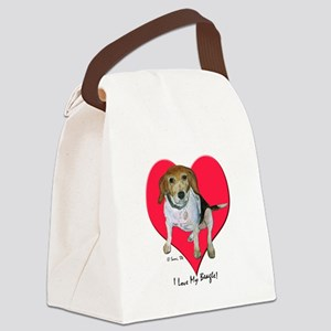 dytshirt Canvas Lunch Bag