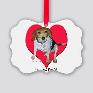 dytshirt Picture Ornament