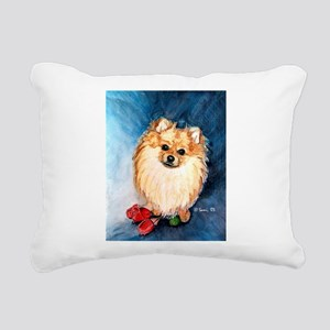 Wicketshirt Rectangular Canvas Pillow